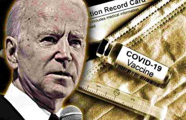 Većina ispitanika favorizuje Bidenovu naredbu za obaveznu vakcinaciju, kao i nošenje maski u školama, pokazuje anketa Fox Newsa