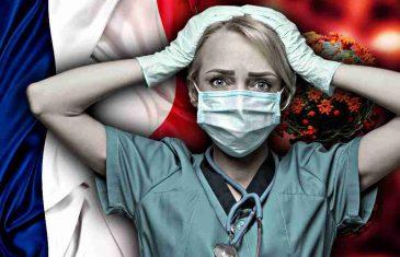 Manjak medicinskog osoblja u Francuskoj moguć zbog odbijanja medicinskih radnika da se vakcinišu protiv Covida-19