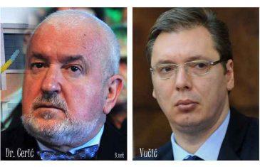 """MUSTAFA CERIĆ UPUTIO OŠTRO PISMO PREDSJEDNIKU SRBIJE: """"Aleksandre Vučiću, jeste li svjesni šta radite? Ako niste, bit ćete svjesni kao što su postali svjesni i vaši prethodnici…"""""""