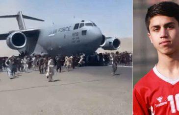 Uznemirujuća svjedočanstva o ljudima koji su pali u smrt s američkog aviona: 'Majka je urlala…'