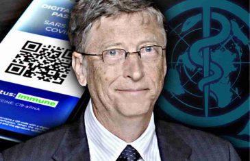 SZO objavljuje Plan za globalne putovnice za digitalna cjepiva, koje financiraju Bill Gates i Zaklada Rockefeller