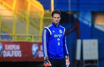 Svjetski mediji prenijeli Begovićev tvit koji je uzburkao strasti u bh. nogometu
