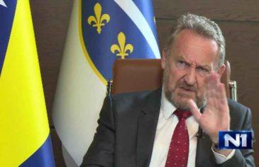"""BAKIR IZETBEGOVIĆ UPOZORIO: """"Schmidt to ne bi smio uraditi i svoj autoritet na taj način…"""