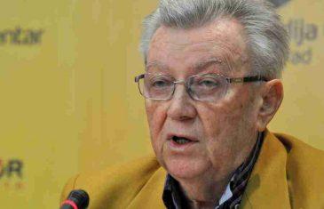 Preminuo Borisav Jović, ključni Miloševićev saveznik