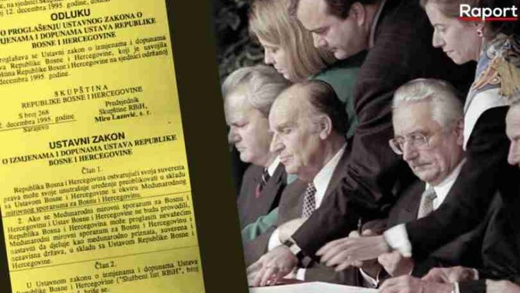 Masovno se dijeli odluka Skupštine BiH iz 1995. godine po kojoj je moguće poništiti Dejton. Je li to stvarno tako?