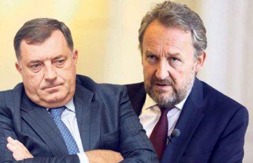 """DODIK OTVORENO PRIJETI: """"U BiH je poražena bilo kakva mogućnost zajedničkog života u postojećem političkom okviru, sramota je da…"""