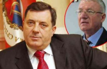 Bivši Vučićev mentor kod Marića: Čak i ako Schmidt smijeni Dodika, ne može…