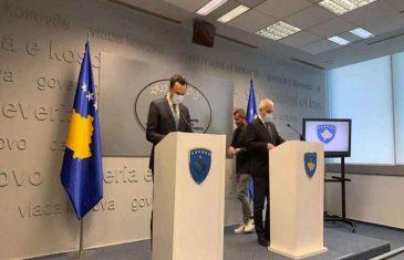 """NAPETO NA SJEVERU KOSOVA, KURTI: """"Srbija izaziva ozbiljan sukob, želi da…"""