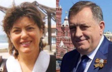 Primadona Margit Tomik-Levy: Kazne za vrijeđanje lika i djela Dodika. Mile je budala-strogi ukor