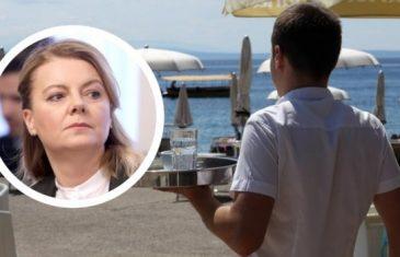 ISPOVIJEST RAZBJESNILA BIVŠU NOVINARKU Mirjana Hrga o konobaru iz Srbije: 'Početnik-neznalica imao je 2.700 eura i kaže da je…