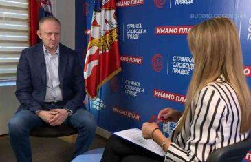 """NAJVEĆI VUČIĆEV NEPRIJATELJ GOVORIO ZA FTV: """"Mi smo taoci sami sebi. Nismo mi, kao Srbija, u mnogo drugačijem položaju…"""""""