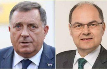 ŠTA ĆE UČINITI PRAGMATIČNI NIJEMAC: Bodo Weber o prvim potezima Christiana Schmidta i opasnim igrama Vučića i Dodika…
