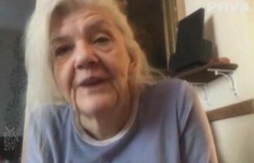 NAJNOVIJE INFORMACIJE O STANJU MARINE TUCAKOVIĆ: Oglasio se njen suprug