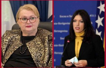 "NA METI DODIKOVE PARLAMENTARKE I MINISTRICA TURKOVIĆ: ""Nema ni trunke …"""