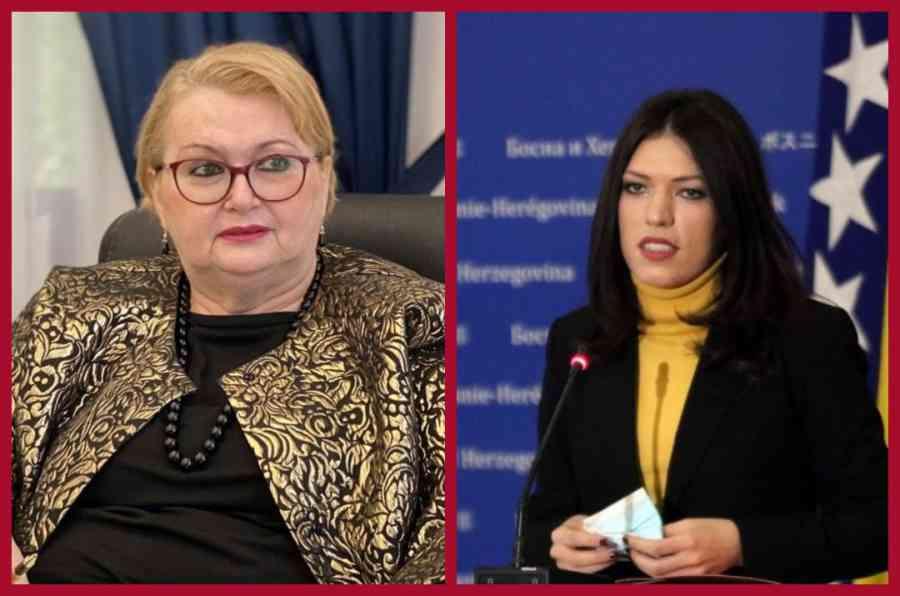 """SANJA VULIĆ OBRUŠILA SE NA MINISTRICU TURKOVIĆ: """"Milorad Dodik ne ide kod Vama bliskih ambasadora po mišljenje i…"""""""