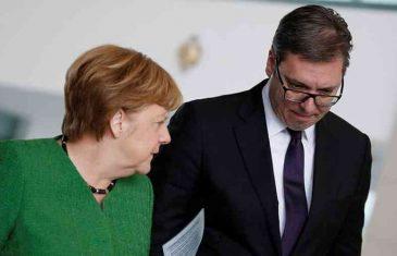 ANALIZA VLADE VURUŠIĆA: Merkel dolazi u Srbiju s dvije jasne poruke, a JEDNA OD NJIH se tiče BiH i nimalo se neće svidjeti Vučiću!
