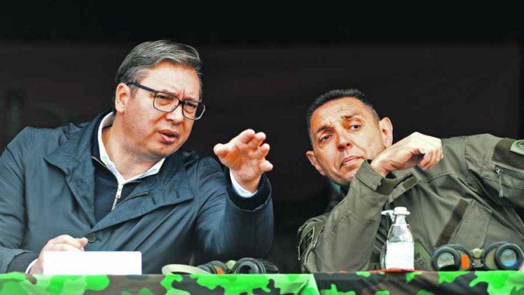 BALKAN NA RUBU NOVOG RATA: Vučić dao ultimatum Stoltenbergu, srpska vojska će ući na Kosovo, ukoliko…