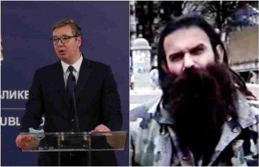 """ŠTA JE TU ČUDNO? PA ON TO PODRŽAVA VEĆ TRIDESET GODINA: """"Vučić ponosan na sve zločine koje je…"""