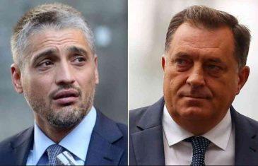 """ČEDOMIR JOVANOVIĆ, ALARMANTNO IZ BEOGRADA: """"Rata može da bude, ovo nije Dodikov hir, već…"""