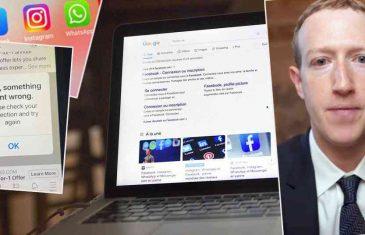 Potop dionica Facebooka, Zuckerberg izgubio 5,9 milijardi! Pad mreže nije jedini razlog…
