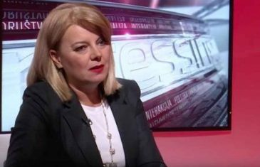 """NE ŽELIM DA HODAJU MOJOM ZEMLJOM…"": Sramotna objava Mirjane Hrge, komentar bivše Kolindine savjetnice uzburkao duhove"