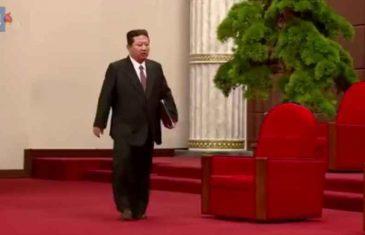 OPASNE PRIJETNJE SVJETSKOM MIRU: Kim Jong-un na izložbi novog naoružanja obećao stvaranje…