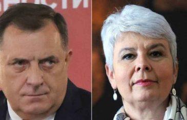 """JADRANKA KOSOR U NEVJERICI: """"Nezamislivo je da se Ursula von der Leyen nije dotakla priče o otcjepljenju koju promovira Milorad Dodik…"""""""