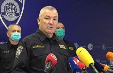 """""""UDALJENI SU IZ SLUŽBE"""": Šef hrvatske policije otkrio ko su policajci koji su tukli migrante"""