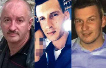 Ovo su sinovi Džonića: Privedeni zbog sumnje da imaju veze sa ubistvom Đokića