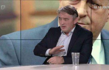 """KOMŠIĆ UDARIO ŠAKOM O STO: """"Branit ćemo ovu zemlju po svaku cijenu. Nema onoga ko će…"""""""